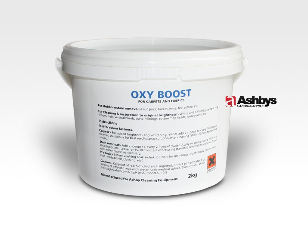 Ashbys Oxy Boost 2 Kg